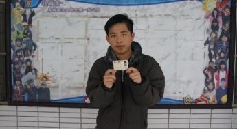 職安科301班林詳峻同學成為全國最年輕之乙級職業安全衛生管理技術士