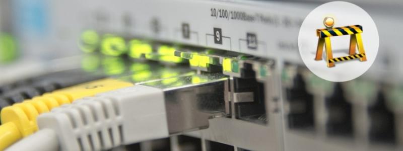 因應台電施工及維護,全校資訊系統與網路暫停服務-106/04/04~106/04/06
